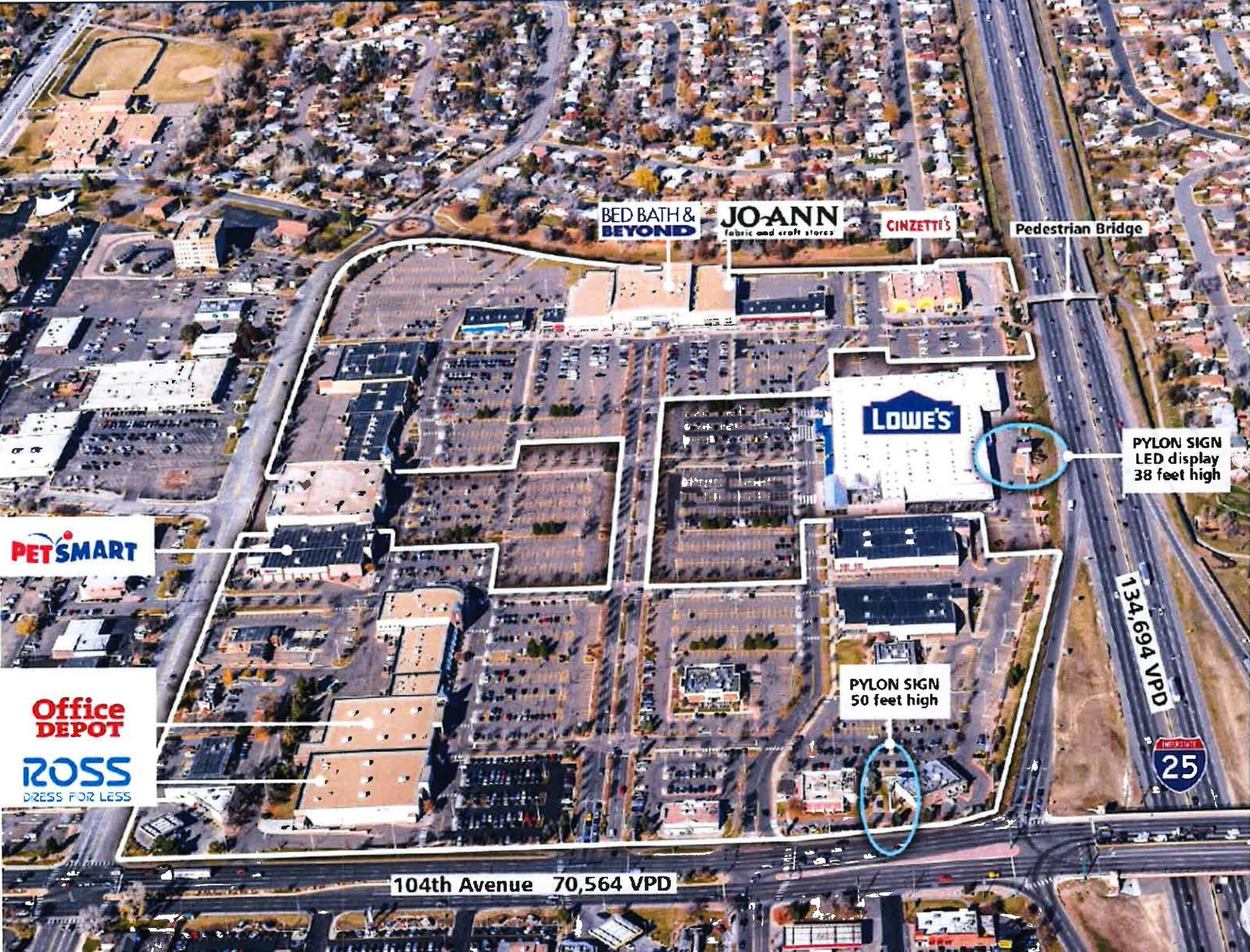 Market Feasibility Study for Redevelopment of Retail Center